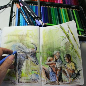 Art et artisanat - Laos