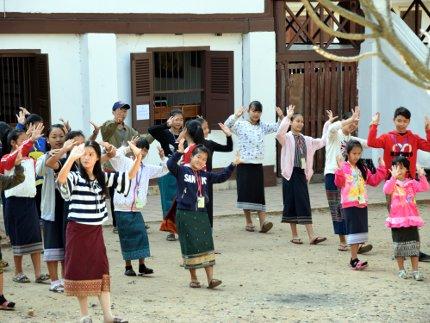 Danses traditionnelles - Laos