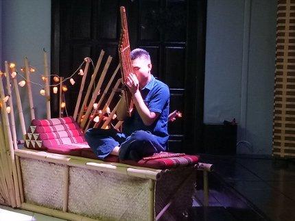 Musique traditionnelle - Laos