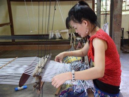 Aide aux femmes handicapées - Laos