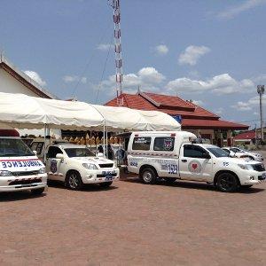 Vientiane Rescue - Laos