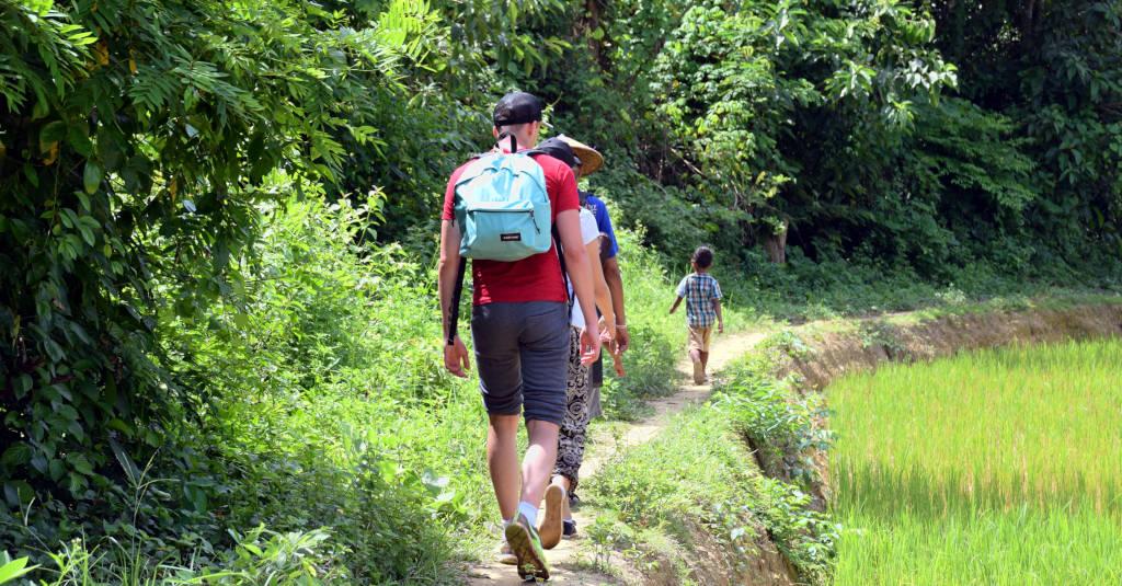 Sport et nature - Laos
