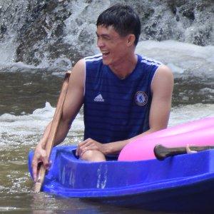 Activités nautique - Laos
