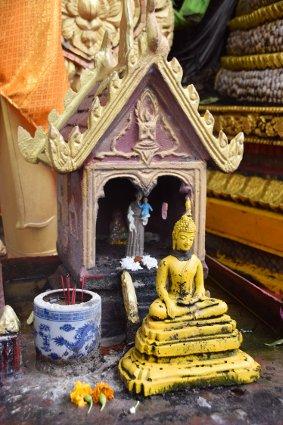 Laos - Bouddhisme et animisme