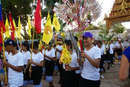 Laos - Bouddhisme et communisme