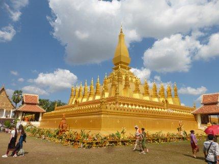 Laos - héritage de l'histoire