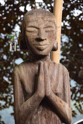 Laos - La politesse