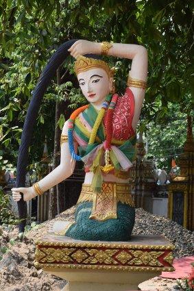 Laos - Déesse de la terre