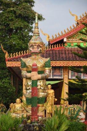 Laos - Gardiens du Vat