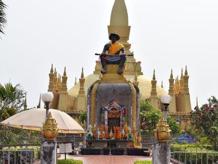 Laos - roi Setthathirat
