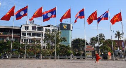 Histoire du Laos - L'indépendance du Laos