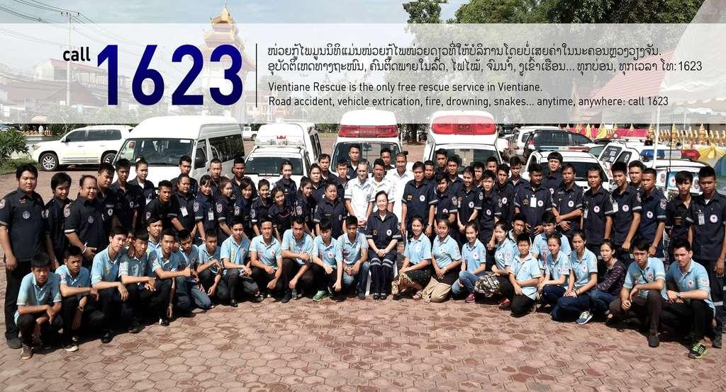 Vientiane Rescue vous remercie
