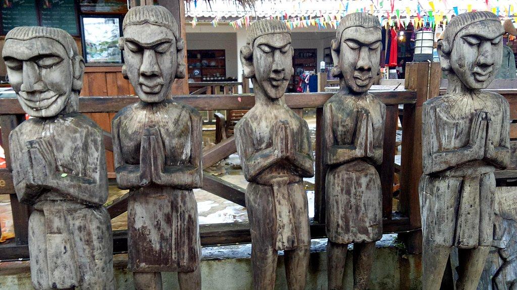 Les ethnies du Laos