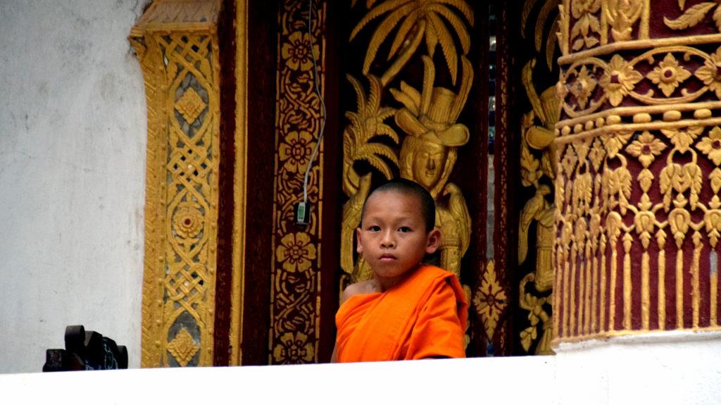Les temples du Laos