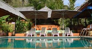 Les Hôtels dans le Nord du Laos