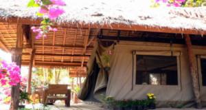 Les Hôtels dans le Nord Ouest du Laos