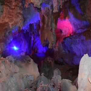 Les grottes du Khammouane - Laos