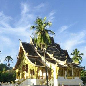 Luang Prabang, le bouddhisme flamboyant - Laos