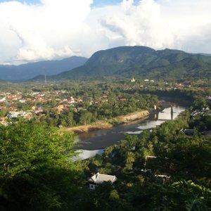 Luang Prabang, symbiose avec la nature - Laos