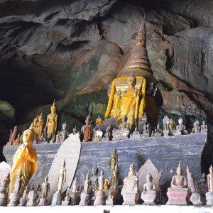 Pak Ou, les grottes sacrées - Laos