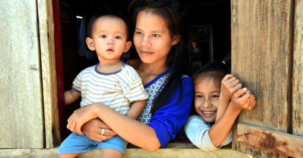 Le Nord-Ouest du Laos