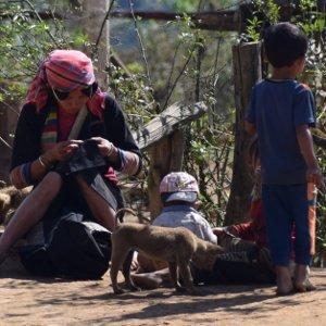 Le Nord-Ouest Laos, une mosaïque ethnique