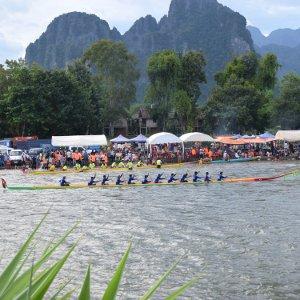 Vang Vieng, un site exceptionnel - Laos