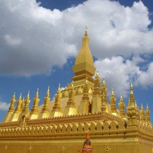 Vientiane, l'éclat du bouddhisme théravada - Laos