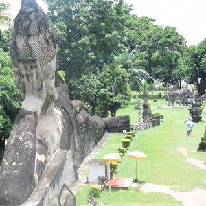 Vientiane, une capitale verdoyante - Laos