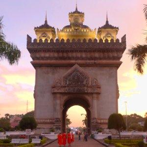 Vientiane aux sourires bienveillants - Laos