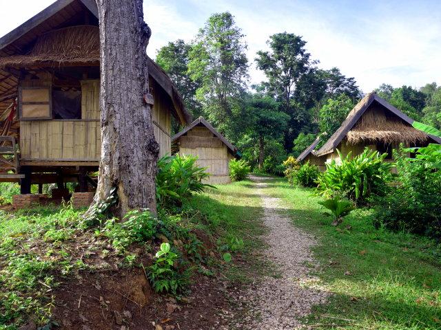 Logement de catégorie atypique au Laos - AERR