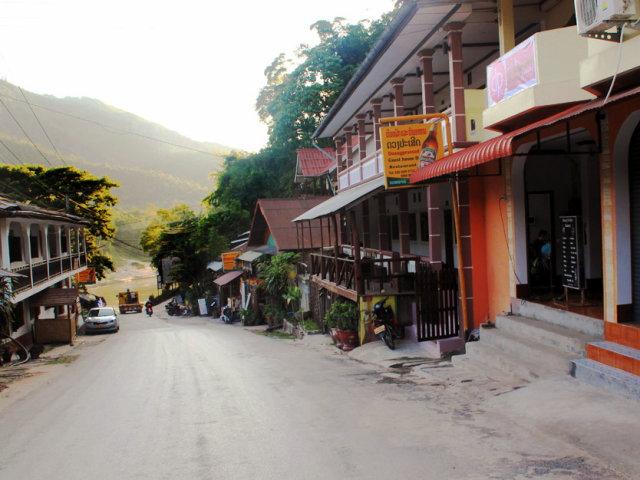 Logement de catégorie globe trotter au Laos - GDPP