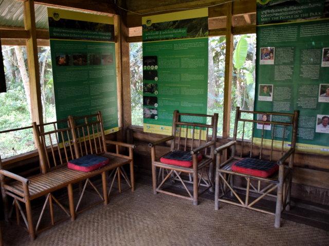 Villages et logements globe trotter au Laos - GSIL