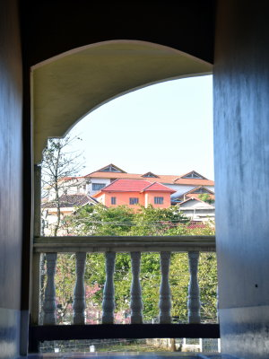 Hôtel de catégorie globe trotter au Laos - saaa