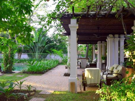 Hôtel de luxe au Laos - LSHE