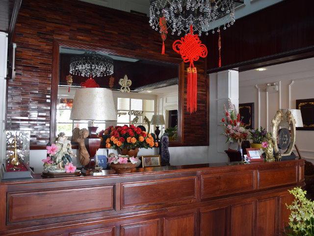 Hôtel de catégorie moyenne au Laos - MBOR
