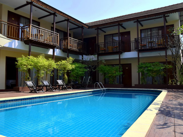 Hôtel de catégorie moyenne au Laos - MCGN