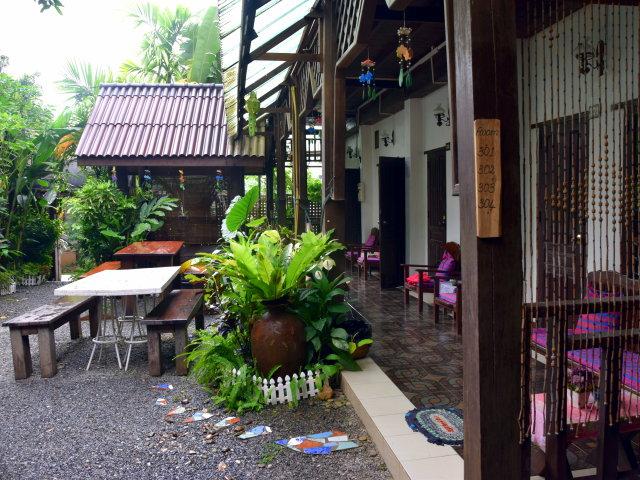 Hôtel de catégorie moyenne au Laos - MCPO