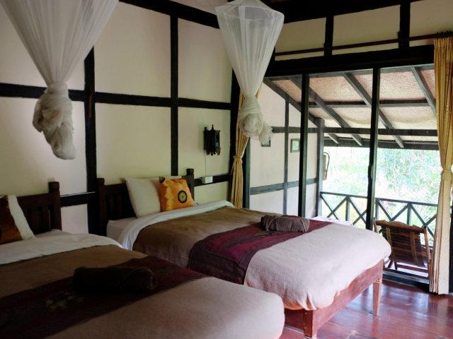 Hôtel de catégorie moyenne au Laos - MHSE