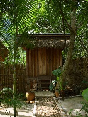Hôtel de catégorie moyenne au Laos - mmau