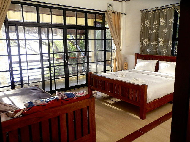Hôtel de catégorie moyenne au Laos - MNNE