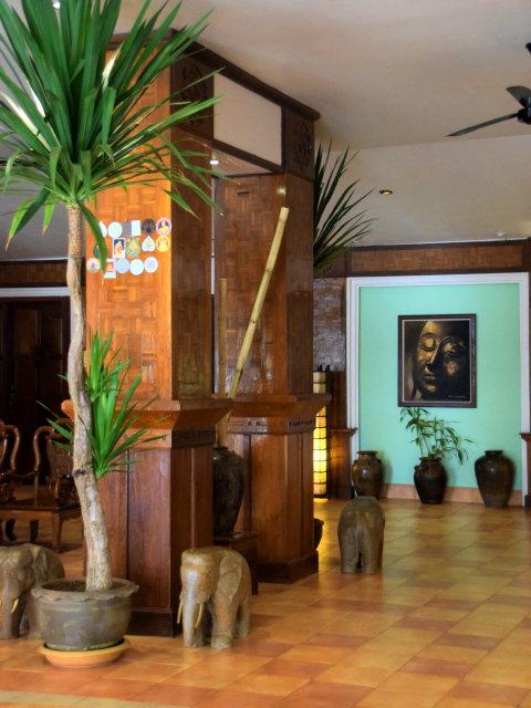 Hôtel de catégorie moyenne au Laos - MPKE