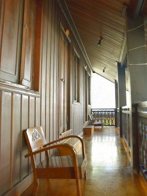 Hôtel de catégorie supérieure au Laos - mpui