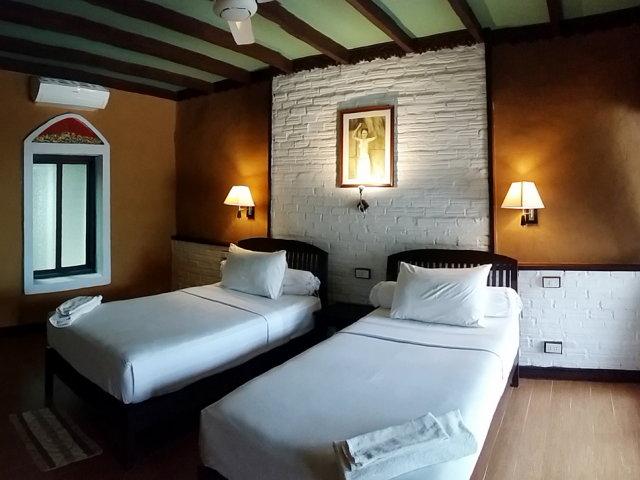 Hôtel de catégorie moyenne au Laos - MSNN
