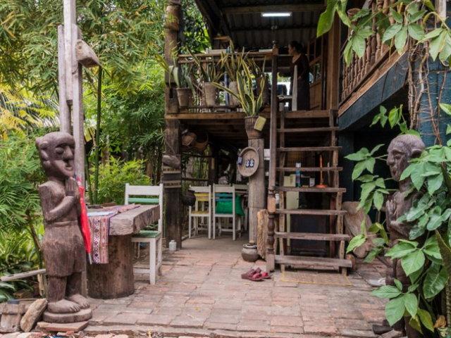 Hôtel de catégorie moyenne au Laos - MSON