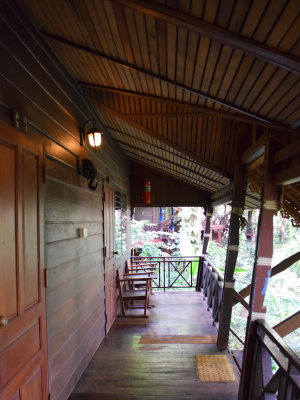 Hôtel de catégorie moyenne au Laos - MTFE