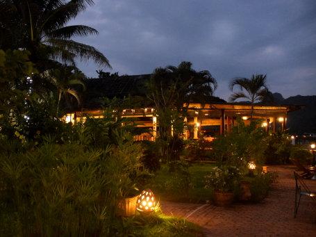 Hôtel de catégorie moyenne au Laos - MVAG