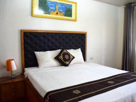 Hôtel de catégorie moyenne au Laos - MVNN