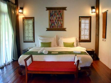 Hôtel de catégorie supérieure au Laos - smda