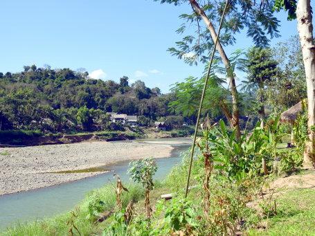 Hôtel de catégorie supérieure au Laos - smrm